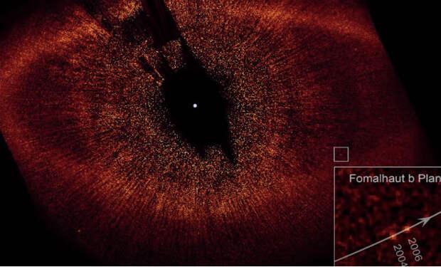 Планета исчезла: черная дыра стала подтверждением теории Эйнштейна