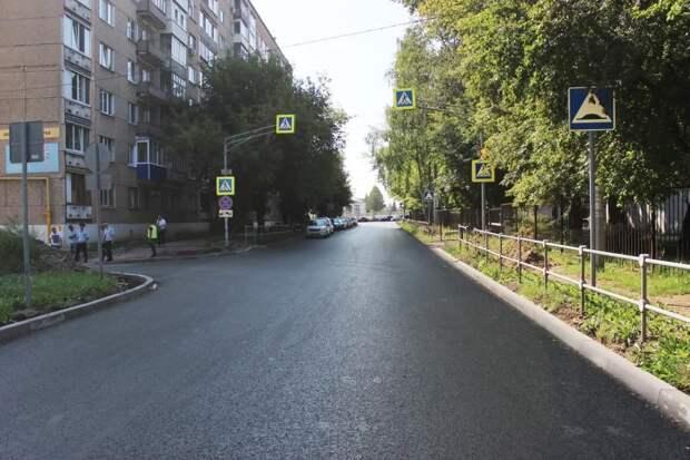 В Ижевске ремонт улиц Ворошилова и Восточная завершат до конца сентября