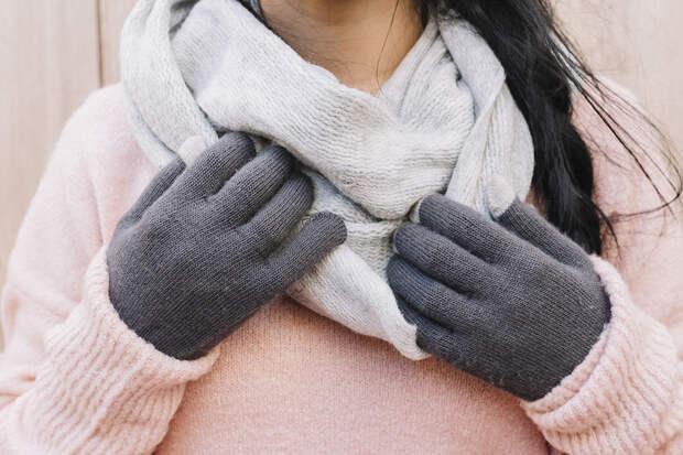 Отказ от перчаток зимой может завершиться летальным исходом