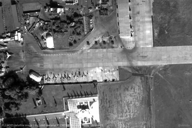 На авиабазе Хмеймим обнаружили шесть неизвестных МиГ-29