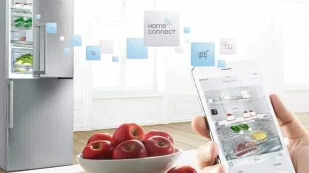 Современные холодильники не оснащаются замками, однако ими можно управлять дистанционно / Фото: twitter.com