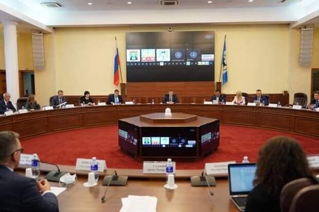 Девять проектов благоустройства из Приангарья примут участие во Всероссийском конкурсе
