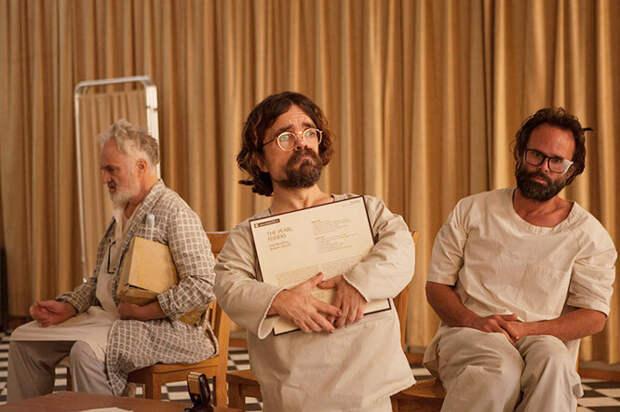 Три Иисуса водной палате: самый странный психиатрический эксперимент