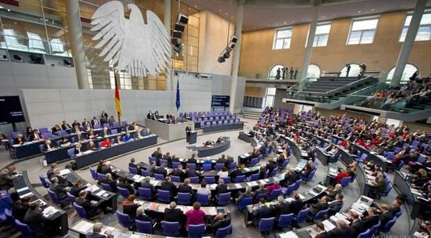 Немецкие парламентарии считают политику Киева бесчеловечной