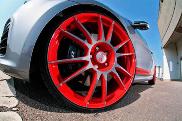 А что, если поставить колеса побольше? - экспертиза ЗР