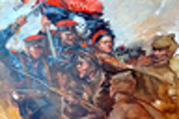«На этом настоял лично президент». Зачем американская армия высадилась в раздираемой Гражданской войной России.
