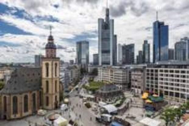 Два дня во Франкфурте - Что посмотреть, где поесть и развлечься