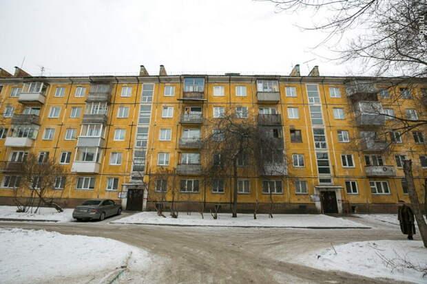 Планировки квартир хрущевок. Поэтажные планы