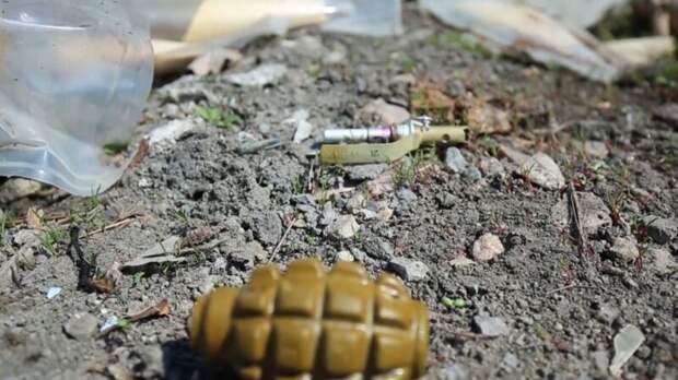 Военный украл гранаты для рыбалки в Приморье