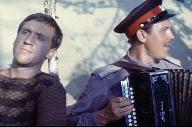Кадр из фильма «Хозяин тайги», 1968 год.