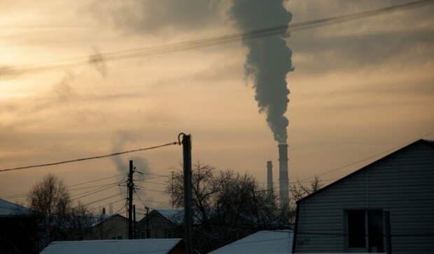 ВОмске зафиксировали мощные выбросы диоксида азота