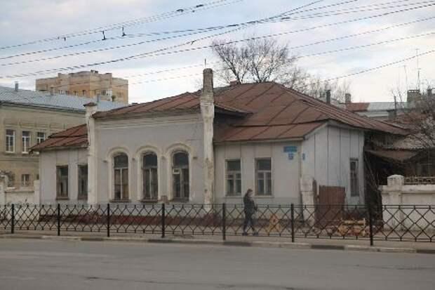Ремонт фасадов зданий в историческом центре Тамбова начнётся в конце мая