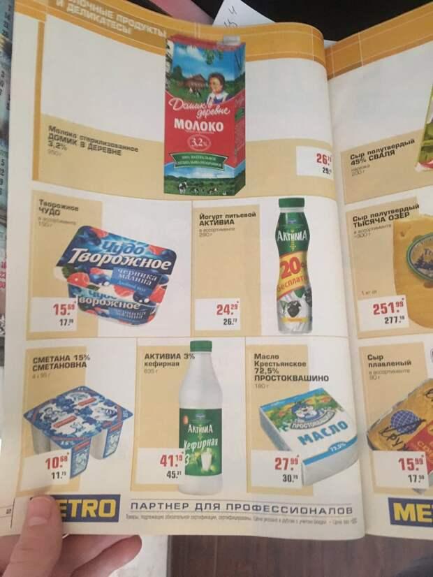 Помнишь, сколько стоили продукты 10 лет назад?