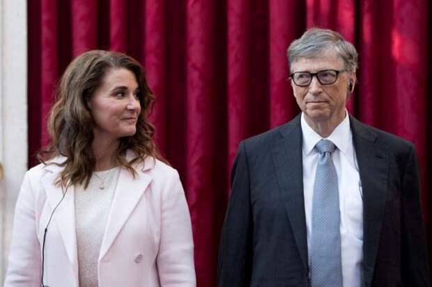 Дочь Билла Гейтса рассказала о своих чувствах из-за развода родителей