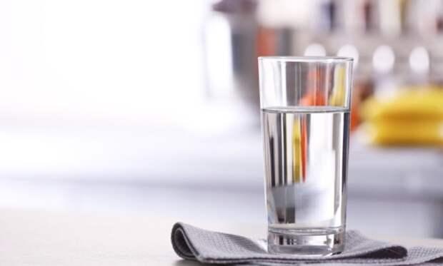 Названо количество воды, необходимое человеку для хорошего самочувствия