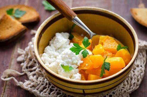 5 самых вкусных блюд из тыквы