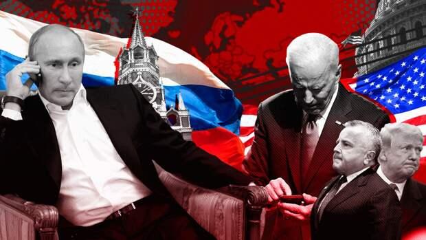 Жители Великобритании отметили превосходство Путина над Байденом