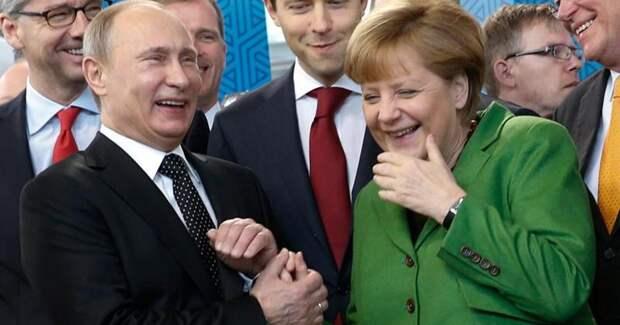Новогодняя тусовка с Путиным, Порошенко, Меркель, Трампом...