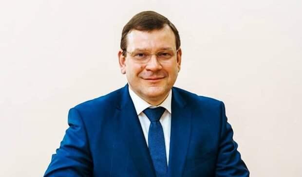 ВЕкатеринбурге глава Ленинского района выдвинулся напост главы города