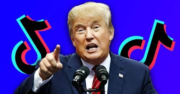 3 факта о том, как Дональд Трамп запрещает TikTok в США