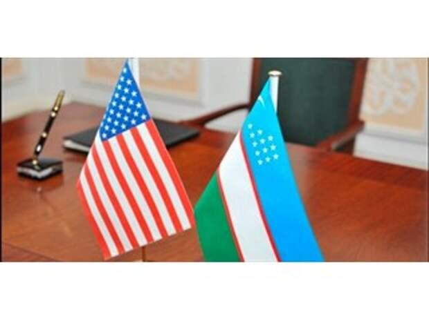США намерены задушить Узбекистан в своих объятиях