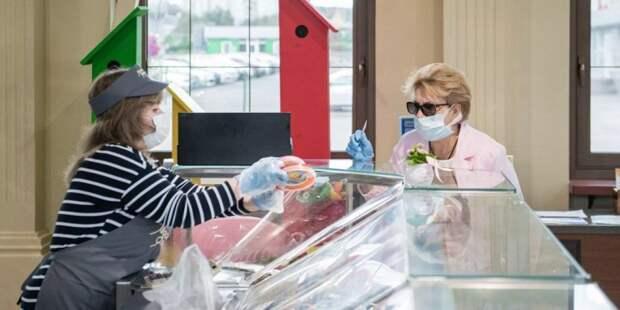 Пять магазинов закрыли в Москве из-за игнорирования масочного режима. Фото: mos.ru