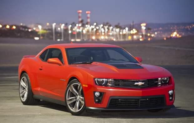 Chevrolet Camaro получает новый «Импульс» от нового ателье