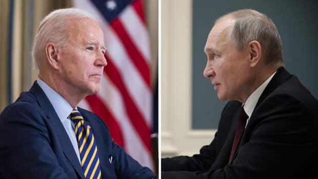 Байден уверен в том, что его встреча с Путиным состоится в июне