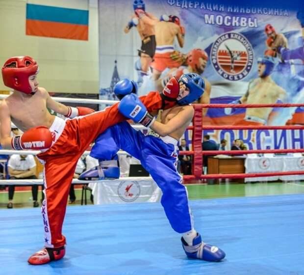 Кикбексеры. Фото Федерации кикбоксинга Москвы