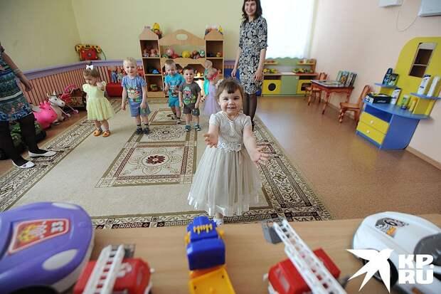 В специализированных центрах содействия воспитанию содержится 1386 детей Фото: Алексей БУЛАТОВ