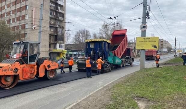 32 дороги начали ремонтировать в Удмуртии