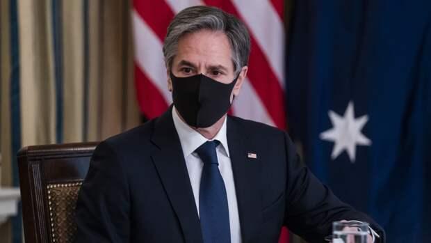 Блинкен подтвердил причастность США к ряду действий по подрыву миропорядка
