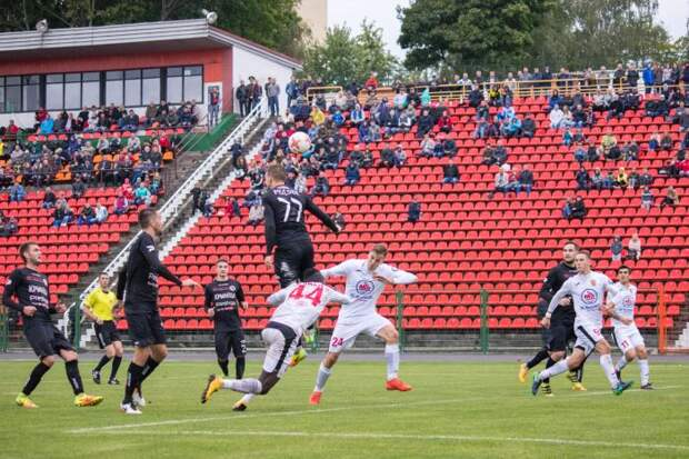 «Славия» принимает «Минск» в матче 12 тура Высшей Лиги Белоруссии