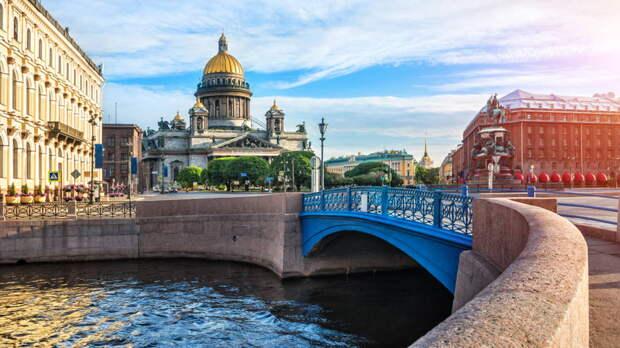 Температурный рекорд 1905 года побит в Санкт-Петербурге