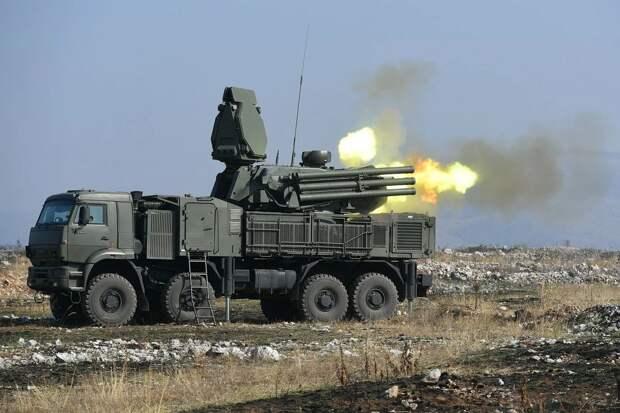 Американцы признали превосходство российского «Панциря»
