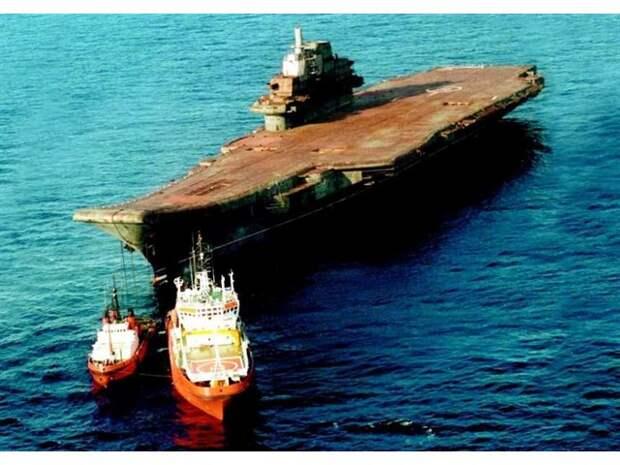 Мощь и трагедия Родины: как авианосный флот СССР маскировали не только от врагов, но и от руководства СССР - 2 часть