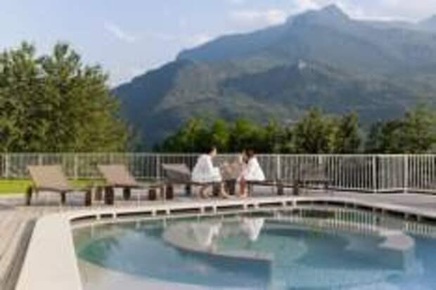 Лучшие спа-курорты итальянской Валле д'Аосты