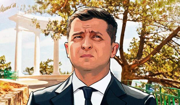 «Необразованная тварь»: Макс Фадеев охарактеризовал Зеленского за его отношение к Донбассу