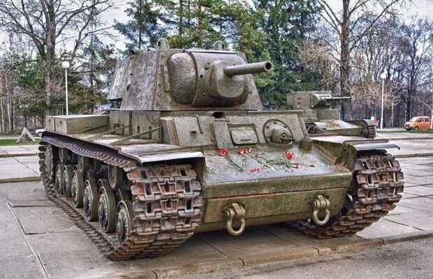 Назван советский танк Второй мировой, вселявший ужас в немцев