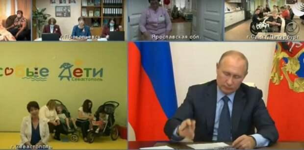 Путин не избегает острых тем в общении с людьми — Павел Харламов