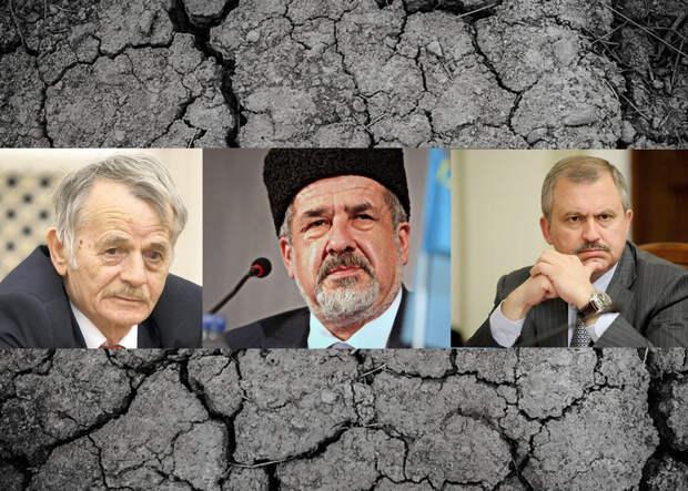 Крым направит иск о блокаде в отношении Джемилева, Чубарова и Сенченко