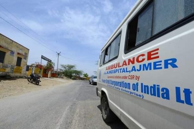 Pfizer выделит властям Индии медикаменты на $70 млн