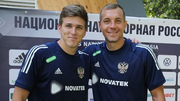 Кирьяков: «Дзюба сейчас лидер клуба и сборной, несмотря на критику. Пока Артем стоит выше Соболева»