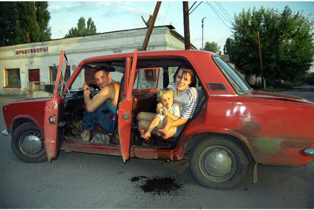На руинах совка. Что осталось после СССР.