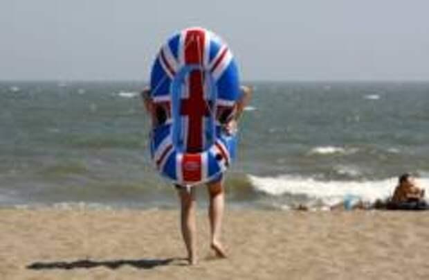Температурный рекорд побит в Британии