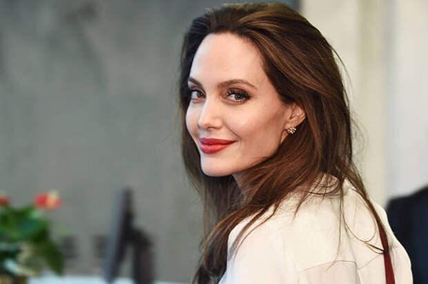 Анджелина Джоли объяснила, почему стала меньше работать в кино
