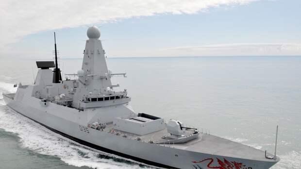 Два корабля ВМС Великобритании отправятся в Черное море в мае