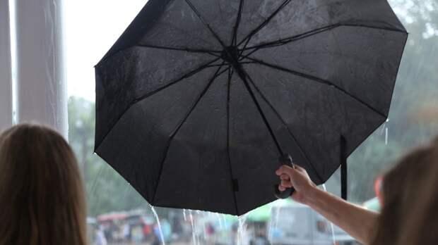 Метеорологи спрогнозировали кратковременные дожди в Приморье