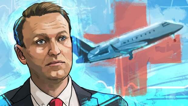 Эксперт объяснил, почему Навального не могли отравить «Новичком»