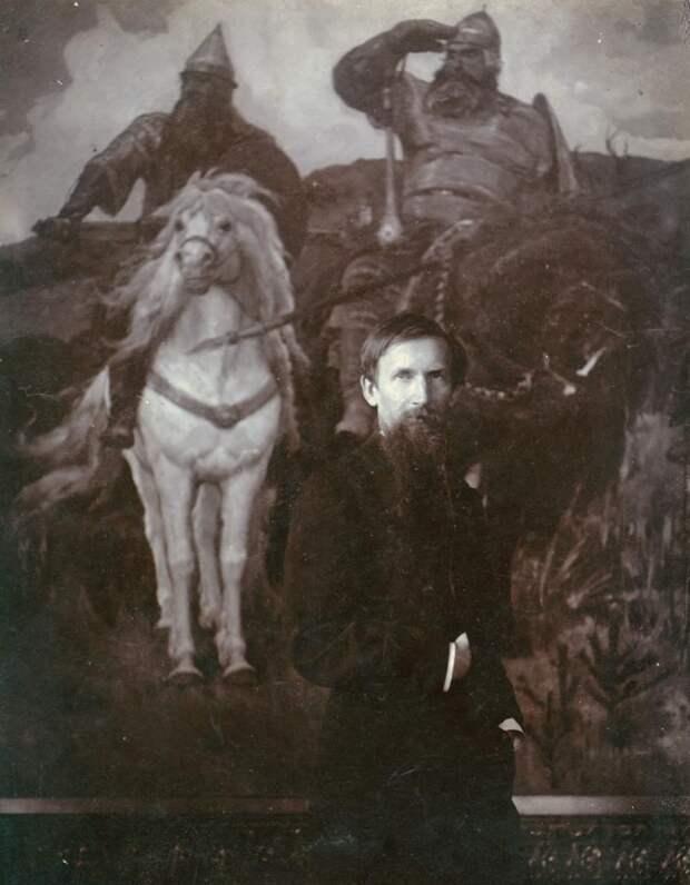 Проблемы с «Богатырями» Васнецова
